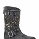Boots cloutés, Buffalo 164 €