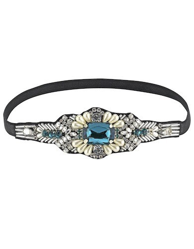 Headband élastique à strass, Accessorize 15 €