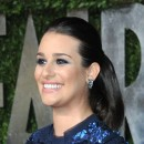 Oscars 2011 : la coiffure queue de cheval de Lea Michele