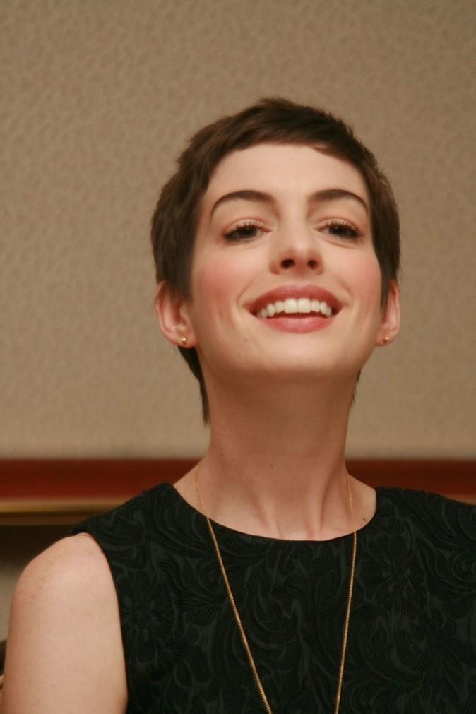 Anne Hathaway !