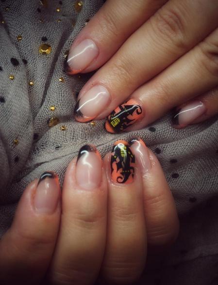 Photos : Beauté : 31 jolies manucures à faire pour Halloween !