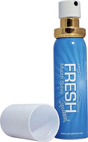 Spray Buccal Fresh, Pretty, sur Amazon. 2 €.