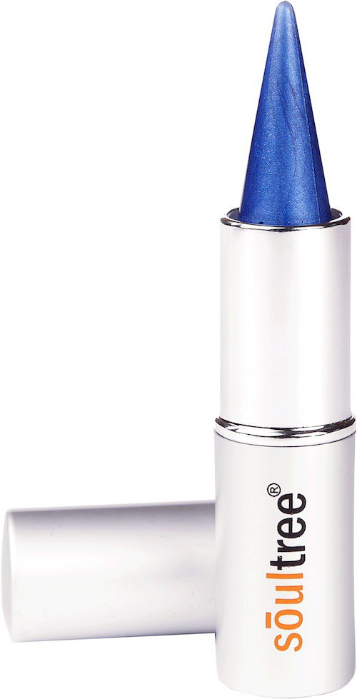Un make-up engagé : Kajal ayurvédique, Bleu Varkala, Soultree 13,90 €