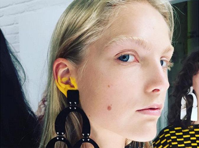 Photos : Beauté : La tendance des oreilles maquillées