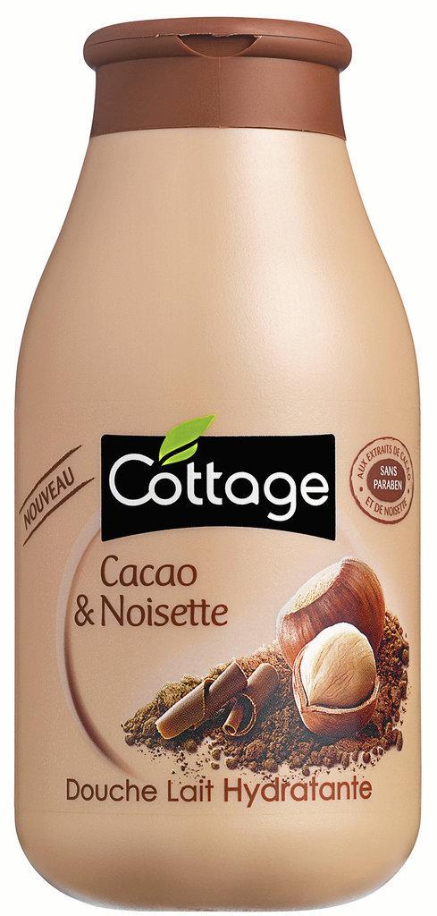 Douche lait hydratant, Cottage 2,30 €