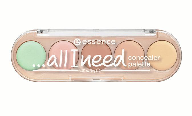Palette All I need, Essence - 4,49 €