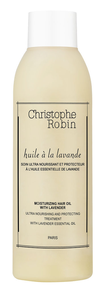Huile à la lavande - Christophe Robin : 34€