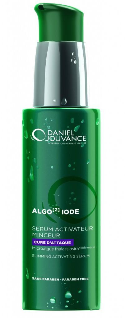 Phase 4, mon objectif beauté : Sérum activateur minceur, Algo[2] Iode, Daniel Jouvance 42€
