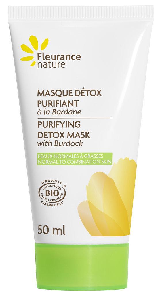 Masque Détox Purifiant, Fleurance Nature. 14,90 €.