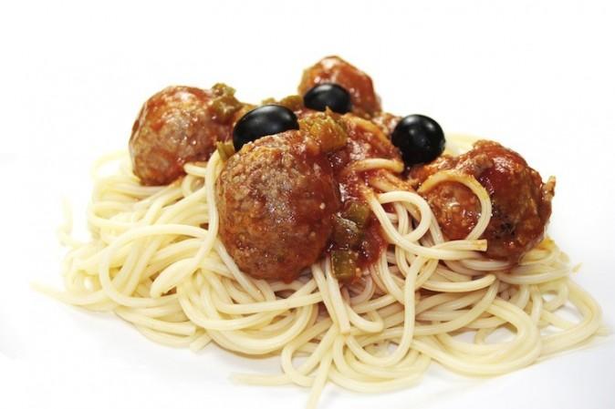Le repas de Jessica Biel