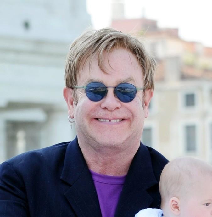 Elton John !