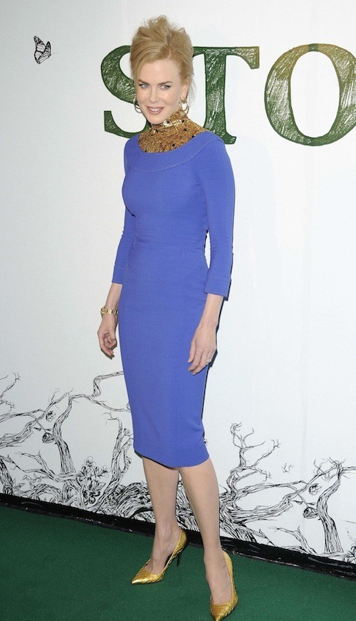 Nicole Kidman !