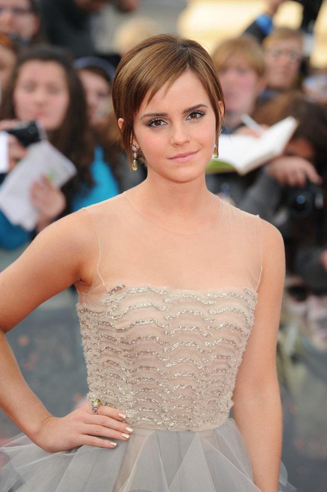 Photos : Joyeux anniversaire Emma Watson : découvrez l'évolution capillaire d'Hermione Granger !