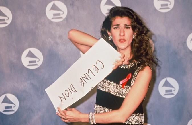 Céline Dion en 1992 !