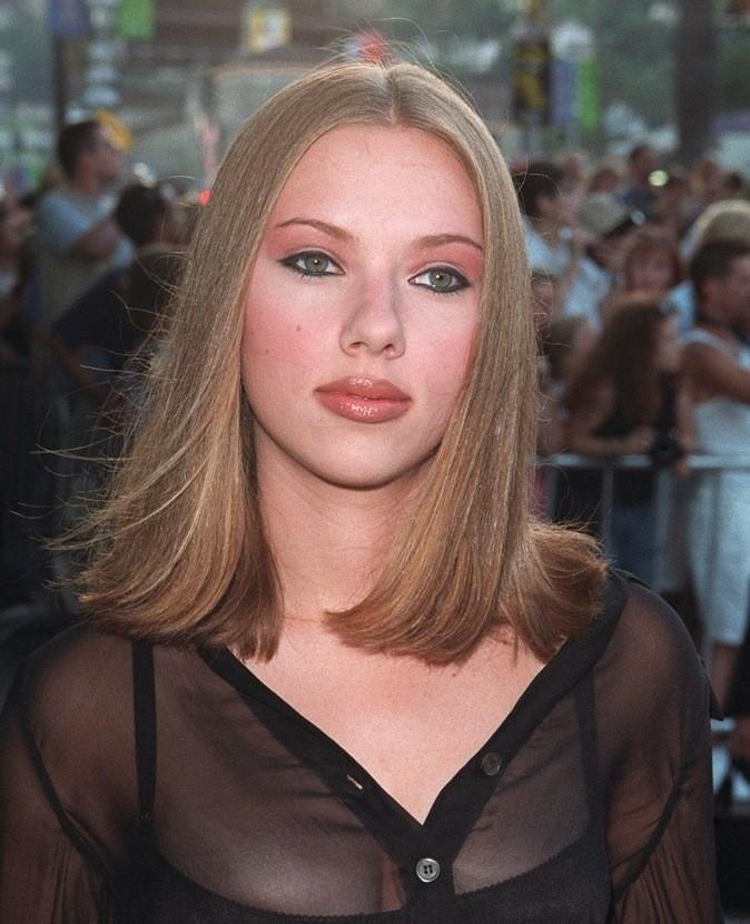 Scarlett Johansson avant !