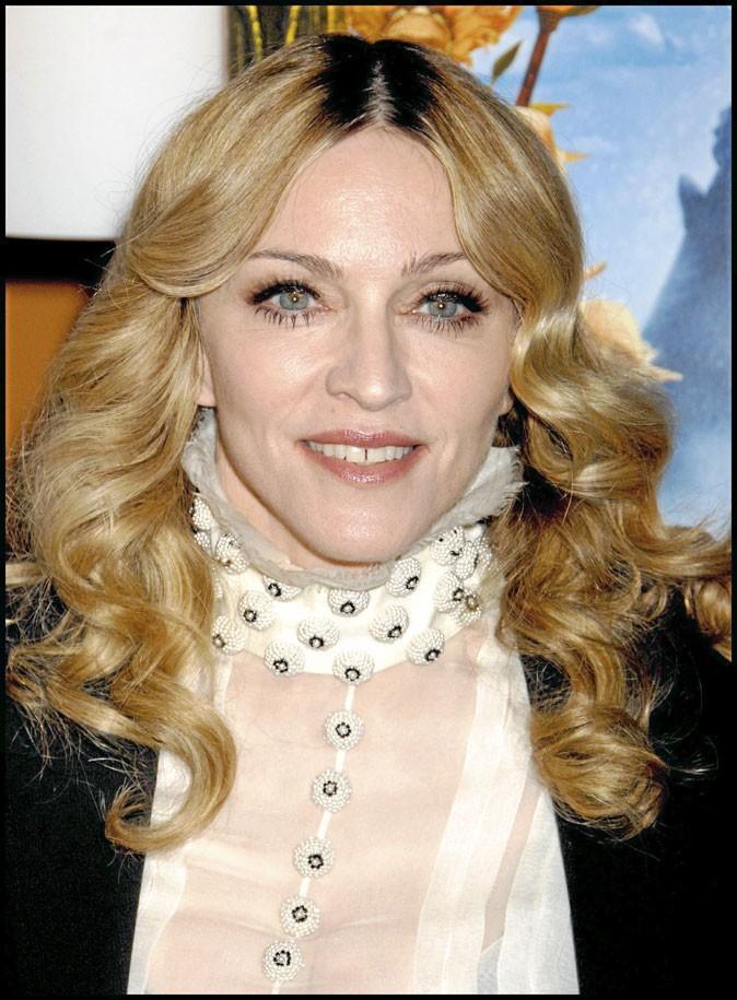 Un problème de racines Madonna ?