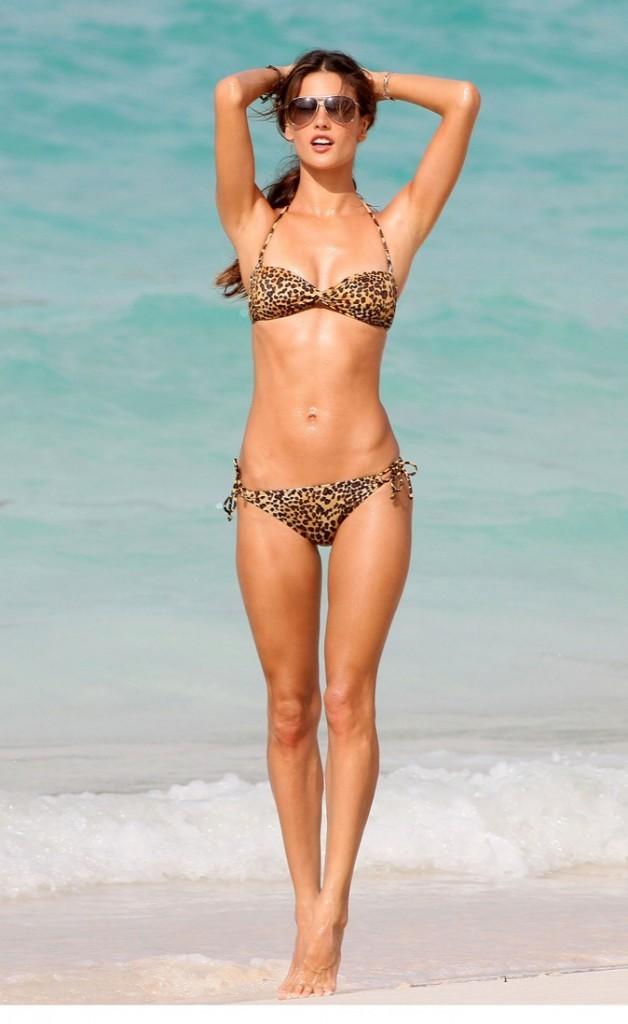 Alessandra Ambrosio : Brazil Butt Lift !