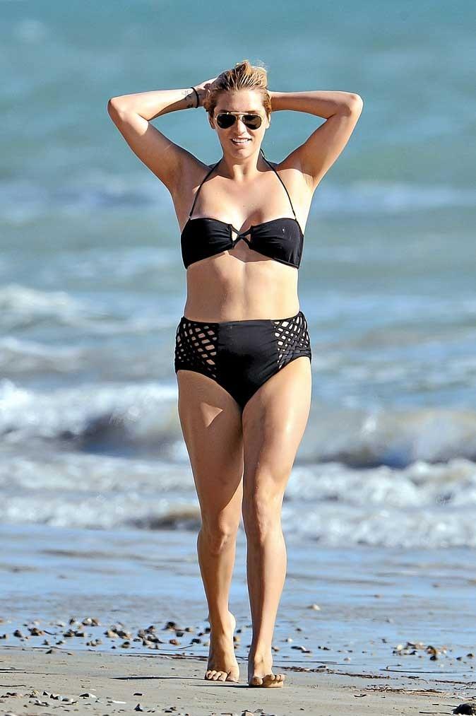 Photo star en maillot : zéro taille pour Kesha !