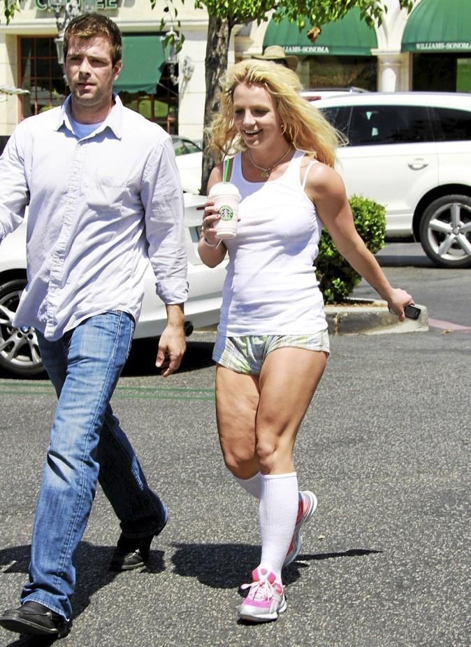 Britney Spears, SOS cuisses en détresse !