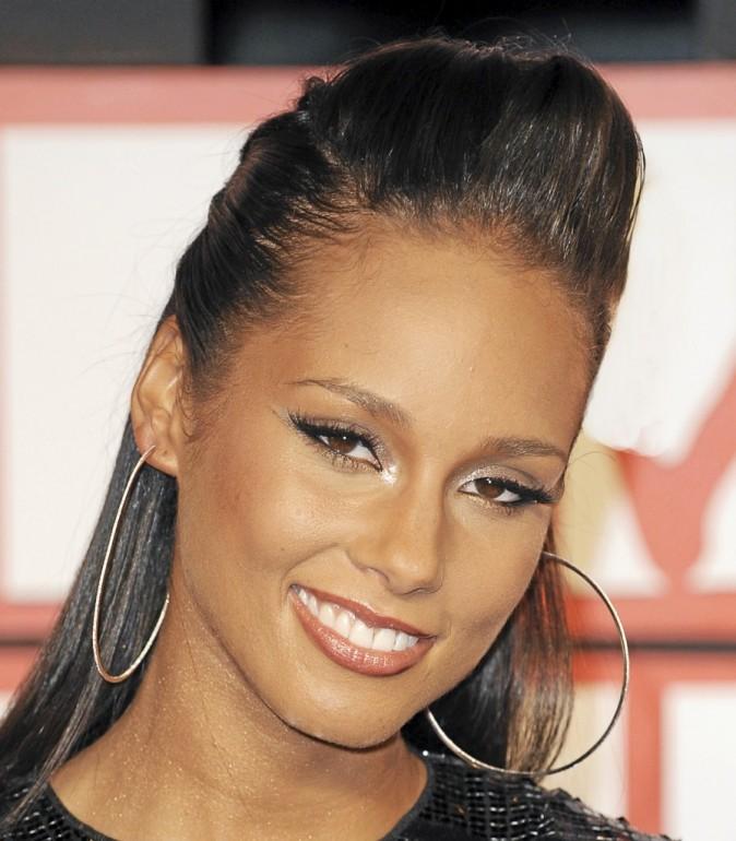 Alicia Keys après !