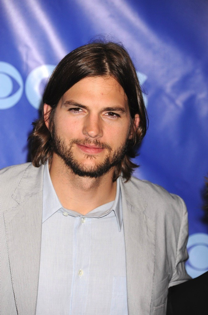 Ashton Kutcher !