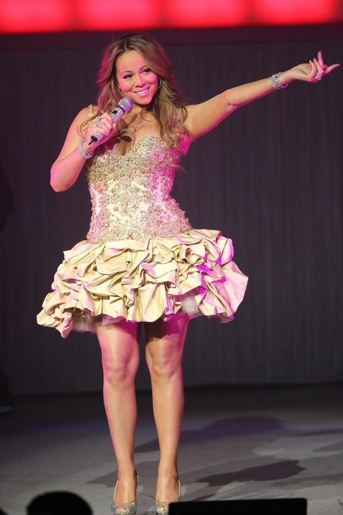 à Mariah Carey !