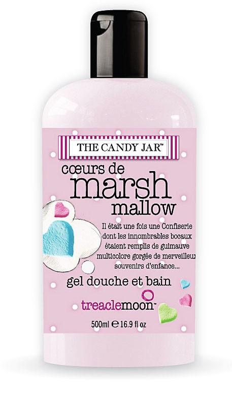 Notre conseil pour les 15/25 ans : Gel douche Marshmallow, Treacle Moon chez Monoprix 5,99 €