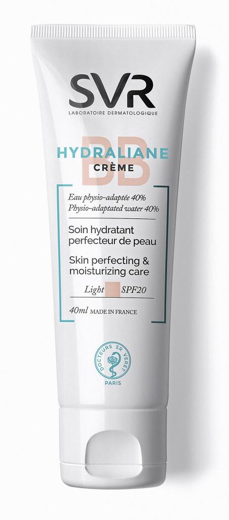 Notre conseil pour les 25/40 ans : BB crème Hydraliane SPF20, SVR 14 €