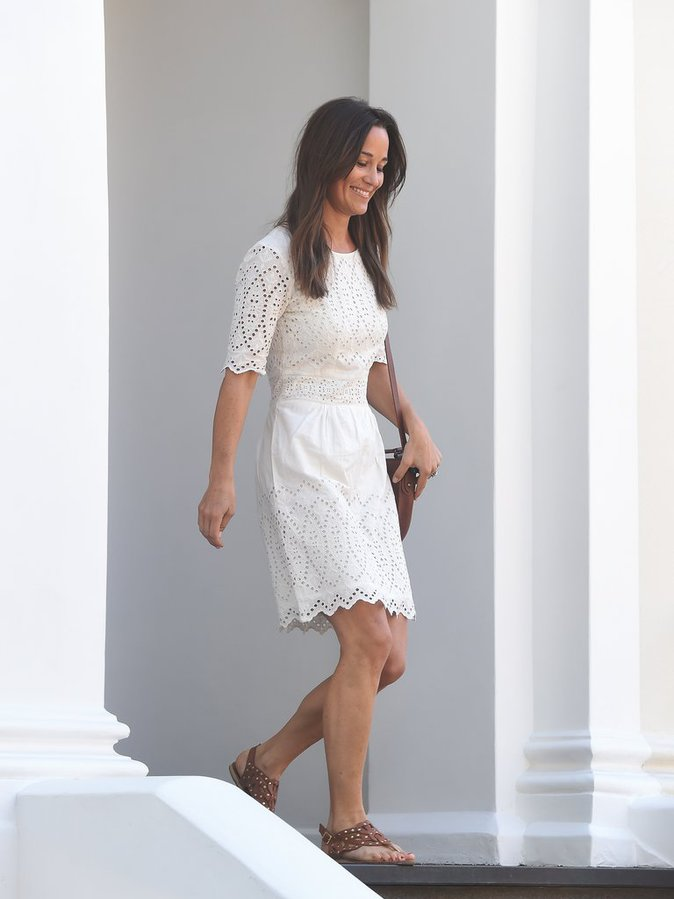 Photos : Pippa Middleton : comment reproduire son make-up frais et léger