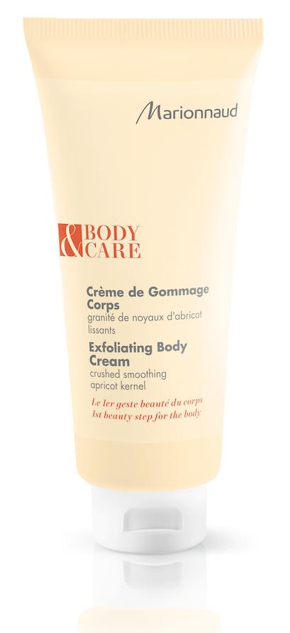Crème de Gommage Corps, Body & Care, Marionnaud 9,90€