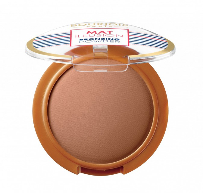 Bronzing powder Mat Illusion, Bourjois 15,95 €