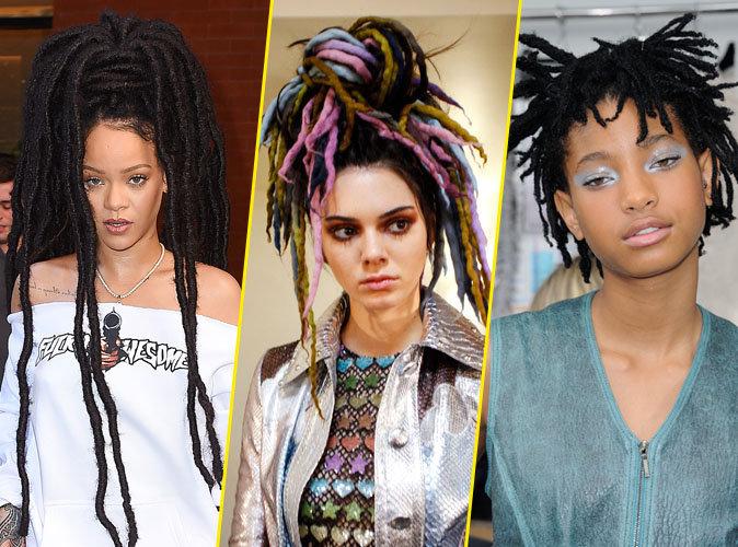 Photos : Rihanna, Kendall Jenner, Willow Smith... elles remettent les dreadlocks au goût du jour !