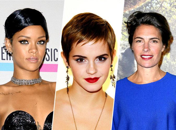 Rihanna, Emma Watson, Alessandra Sublet : les préférez-vous avec les cheveux courts ou longs ?