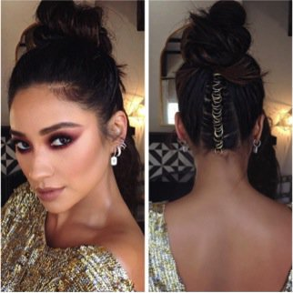 "Photos : Shay Mitchell : On lui pique son "" pierced hair """