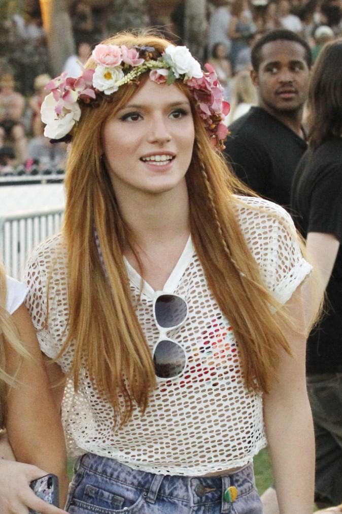 Couronne de fleur (Bella Thorne)