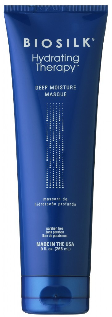 Masque hydratant, Biosilk, chez Parashop 21,95 €