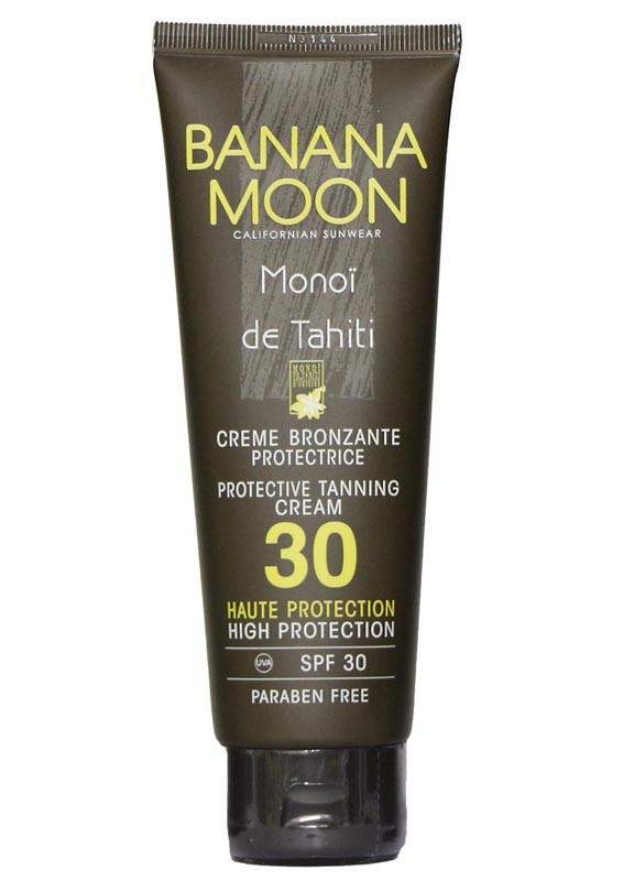 Crème solaire indice 30 – Banana Moon