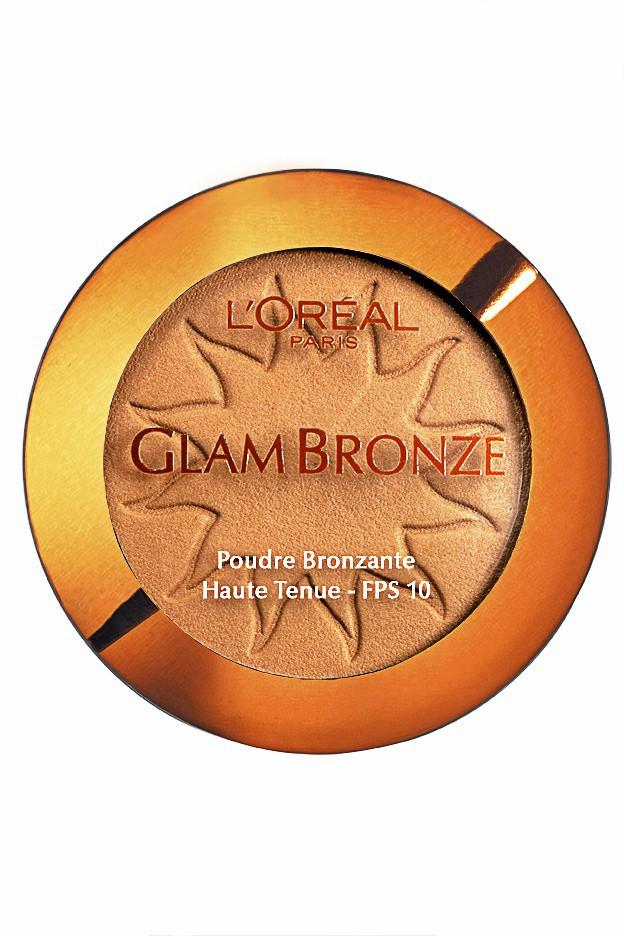 Poudre bronzante, L'Oréal 18,90 €
