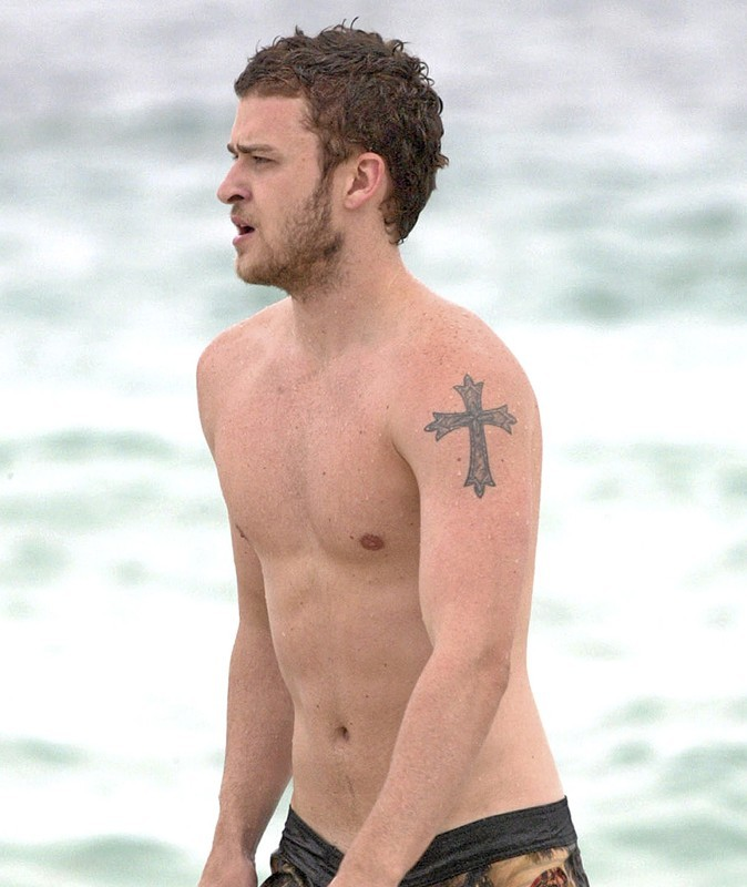 Star sexy imberbe : pour Justin Timberlake, pas de quoi en faire un plat !