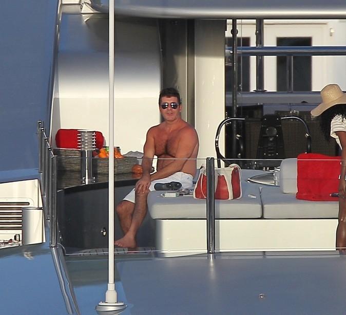 La belle vie sur le yacht !