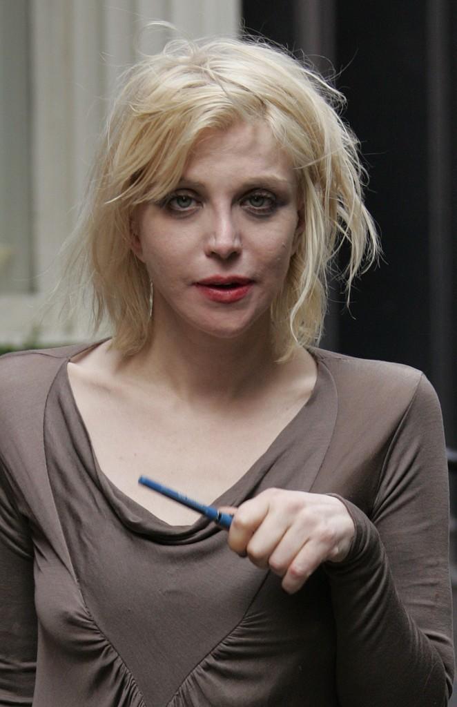 Courtney Love !