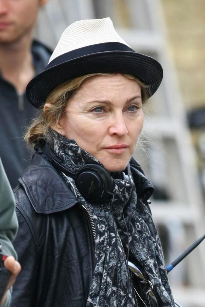Madonna, trop de travail tue le visage !