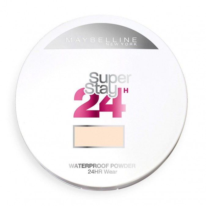 Poudre waterproof, SuperStay 24H, Maybelline 13,50 €