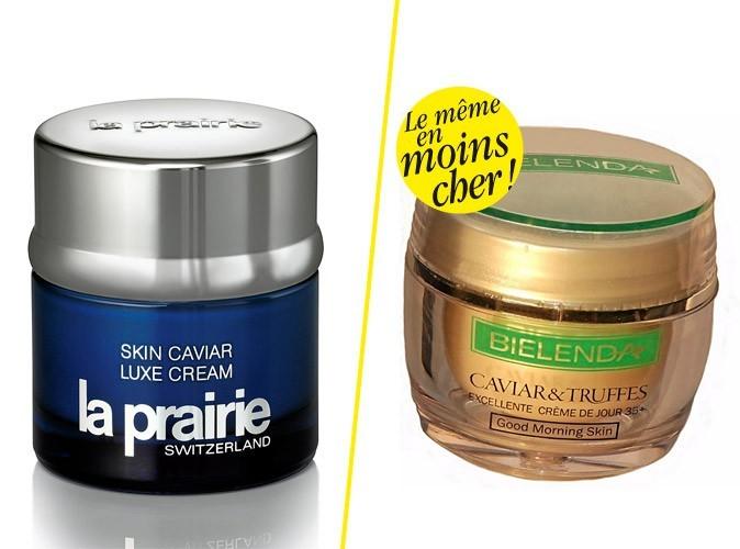 Produits de beauté : je veux la même crème, en moins cher !