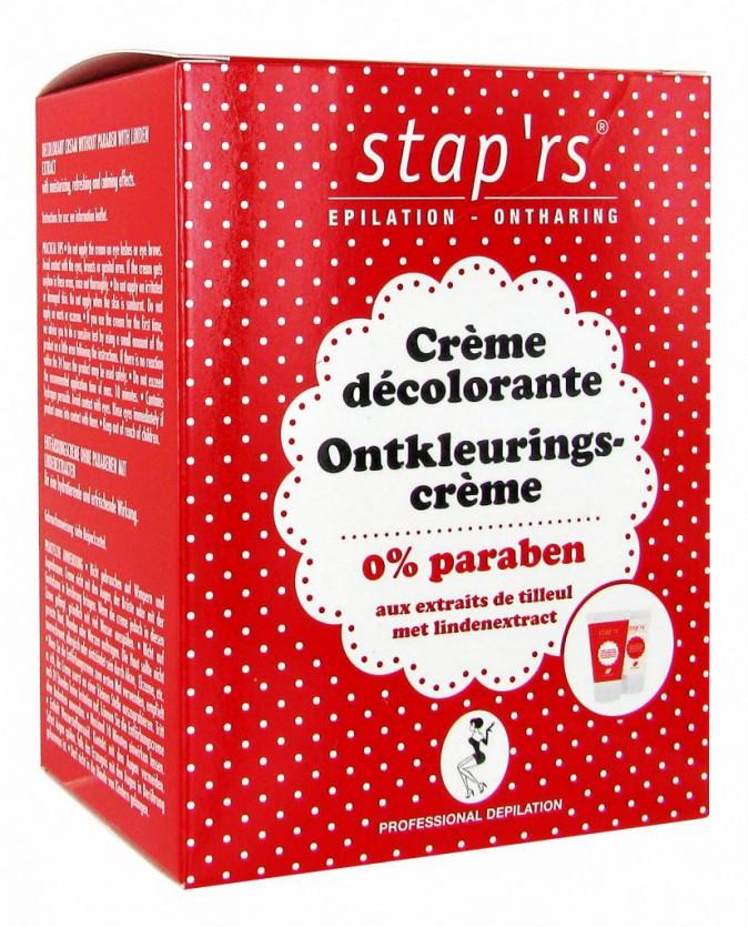 Recette de grand-mère Crème décolorante au tilleul, Stap'rs 7,95 € (en exclusivité chez Parashop)