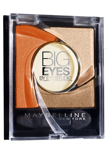 Fard à paupières, Big Eyes by Eyestudio, Luminous Brown, Gemey-Maybelline 11,90 €