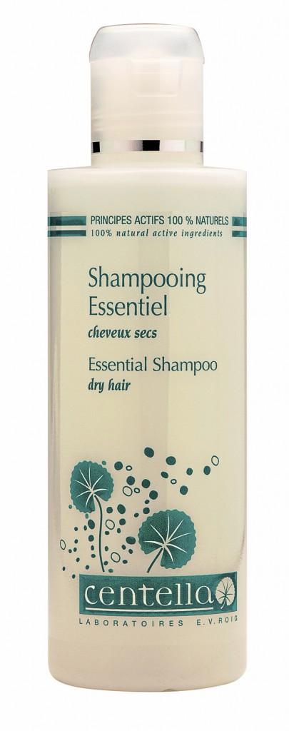 Après l'exposition : Shampoing Essentiel, Centella 11,90€