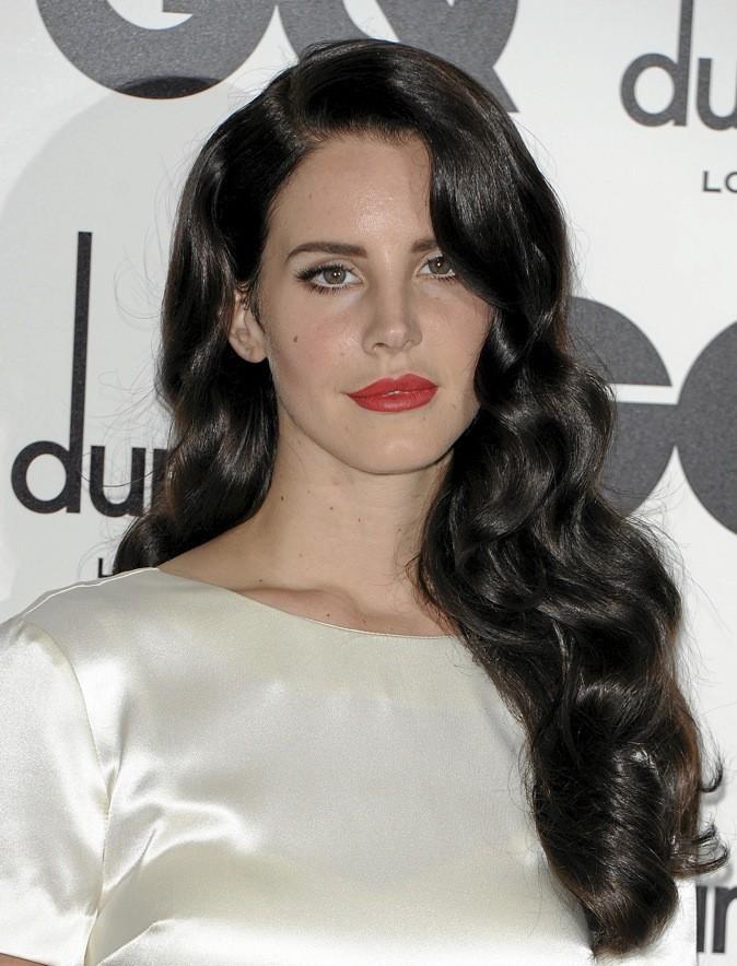 Lana Del Rey : vamp sexy !