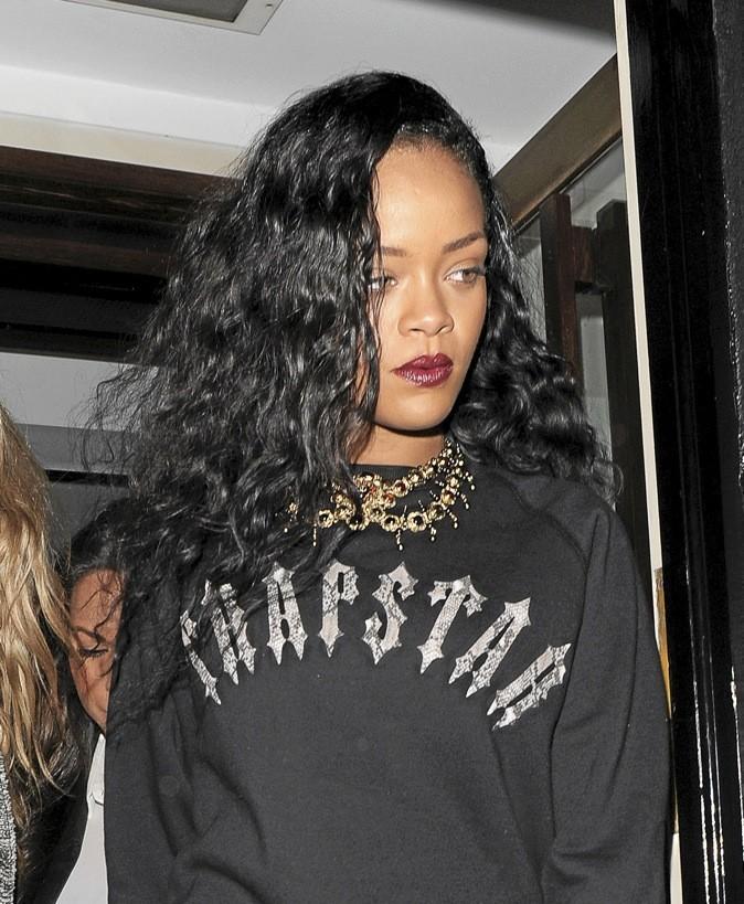 Rihanna avant !