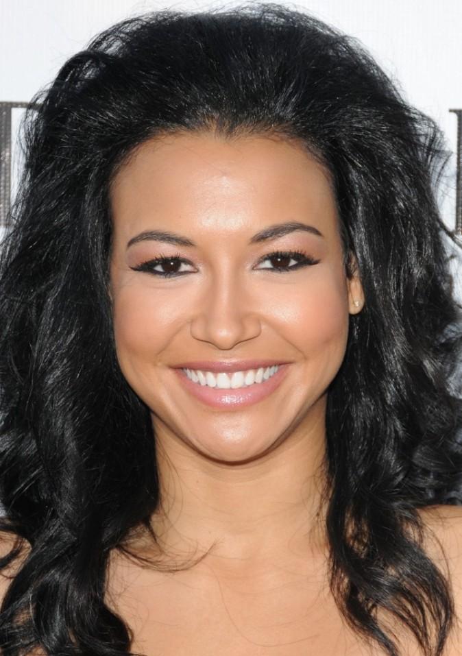 Naya Rivera : Santana de Glee